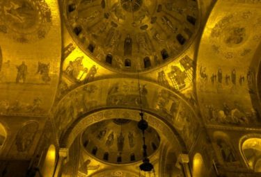 Inside St Marks at Night | Small Group Venice Night Tour