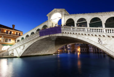 Venice Walking Tour at Night with VIP St Mark's Access | Small Group