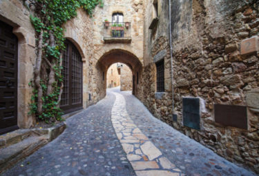 Private Half Day Girona Day Trip with Train